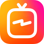 Instagram TV ICON