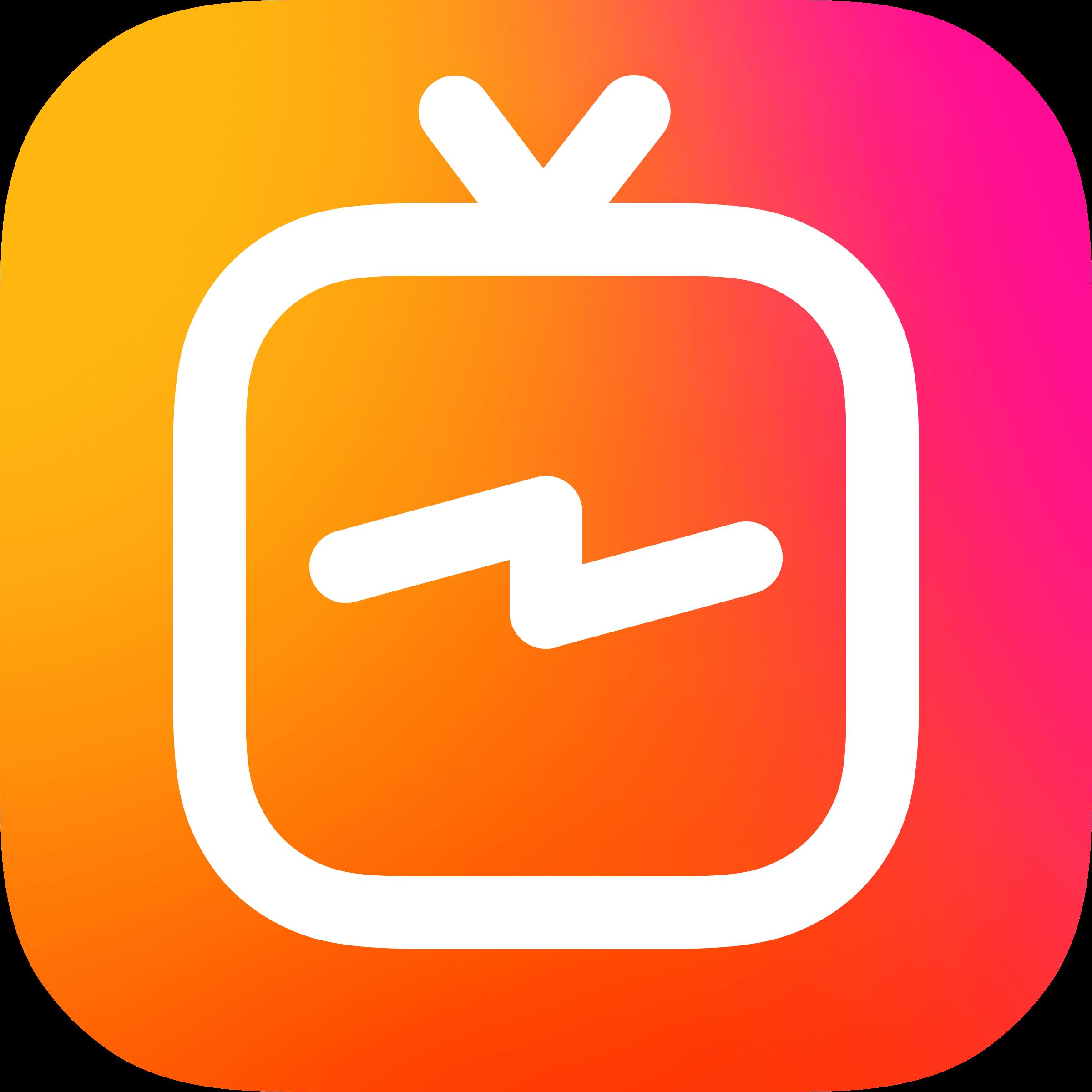 Instagram TV ICON