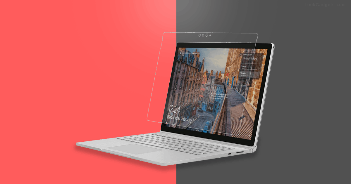 Best Surface Book 3 Tempered Glass Screen Protectors
