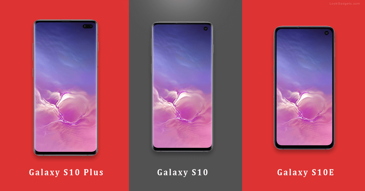 Best Deals on Samsung S10+ S10 and S10e