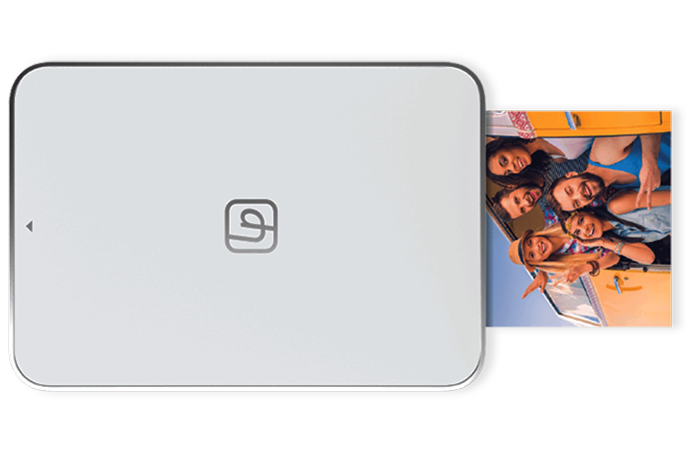 Lifeprint - Portable Instant Photo Printer for iPhone and Android
