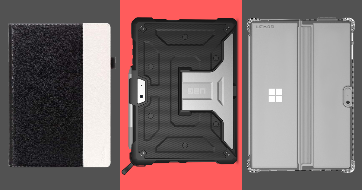Best Surface Pro 7 Cases and Covers Reviews in 2020