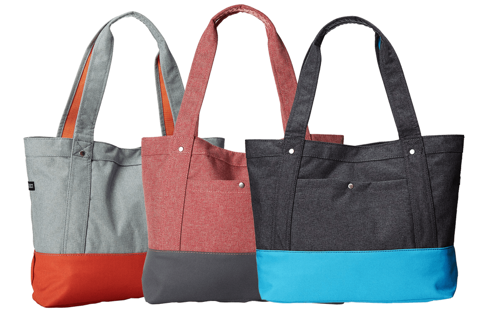 Everest Stylish Women's Tablet Tote Bag for Work