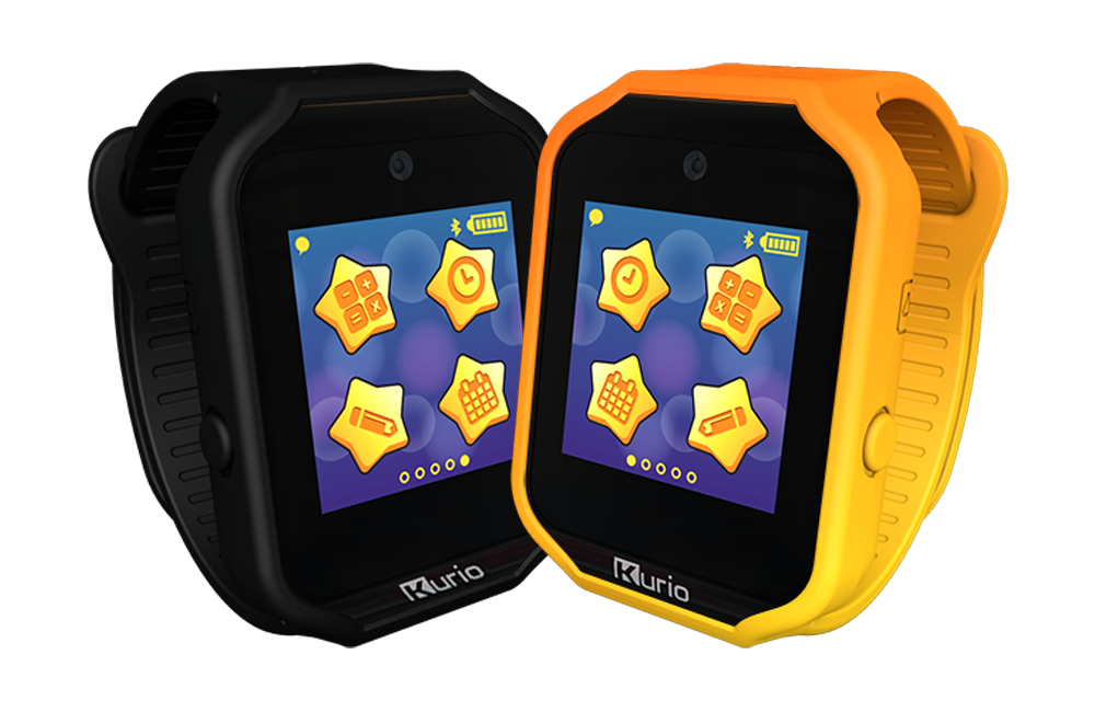 Kurio 2.0+ Smartwatch with GPS