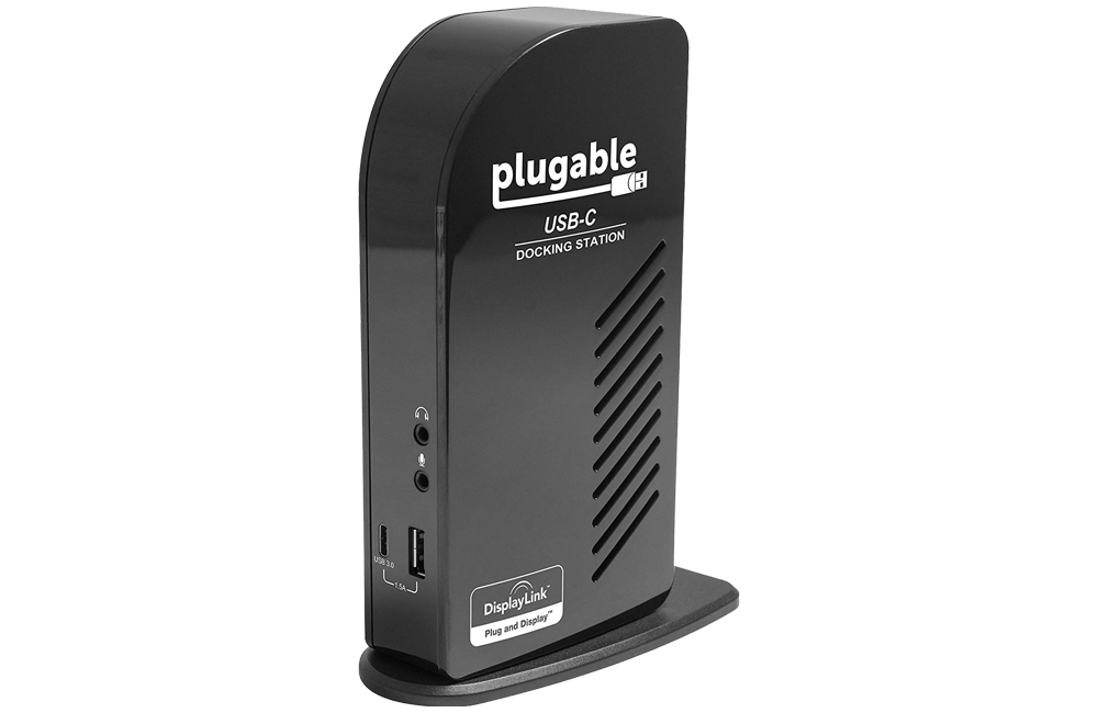 Plugable (UD-ULTCDL) USB-C Triple Display Dock