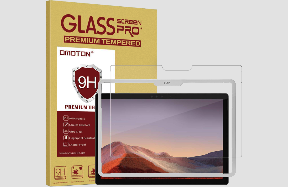 OMOTON Surface Pro 7 Screen Protector