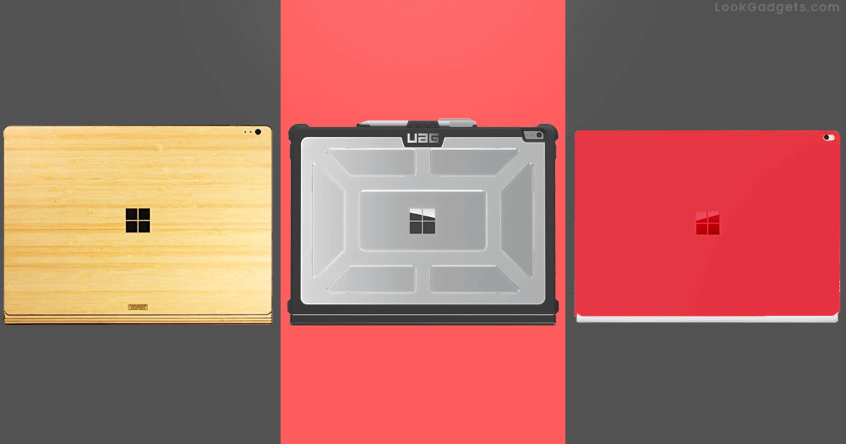 Best Surface Book 2 and Book 3 Cases and Skins in 2020