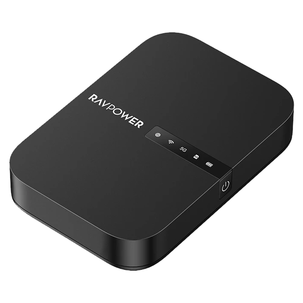 RAVPower FileHub (P-WD009) Portable Wireless Router