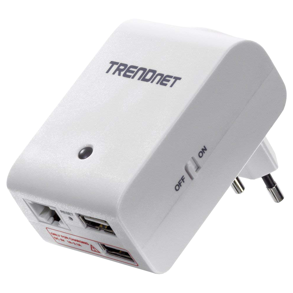 TRENDnet N150 Wireless Travel Router (TEW-714TRU)