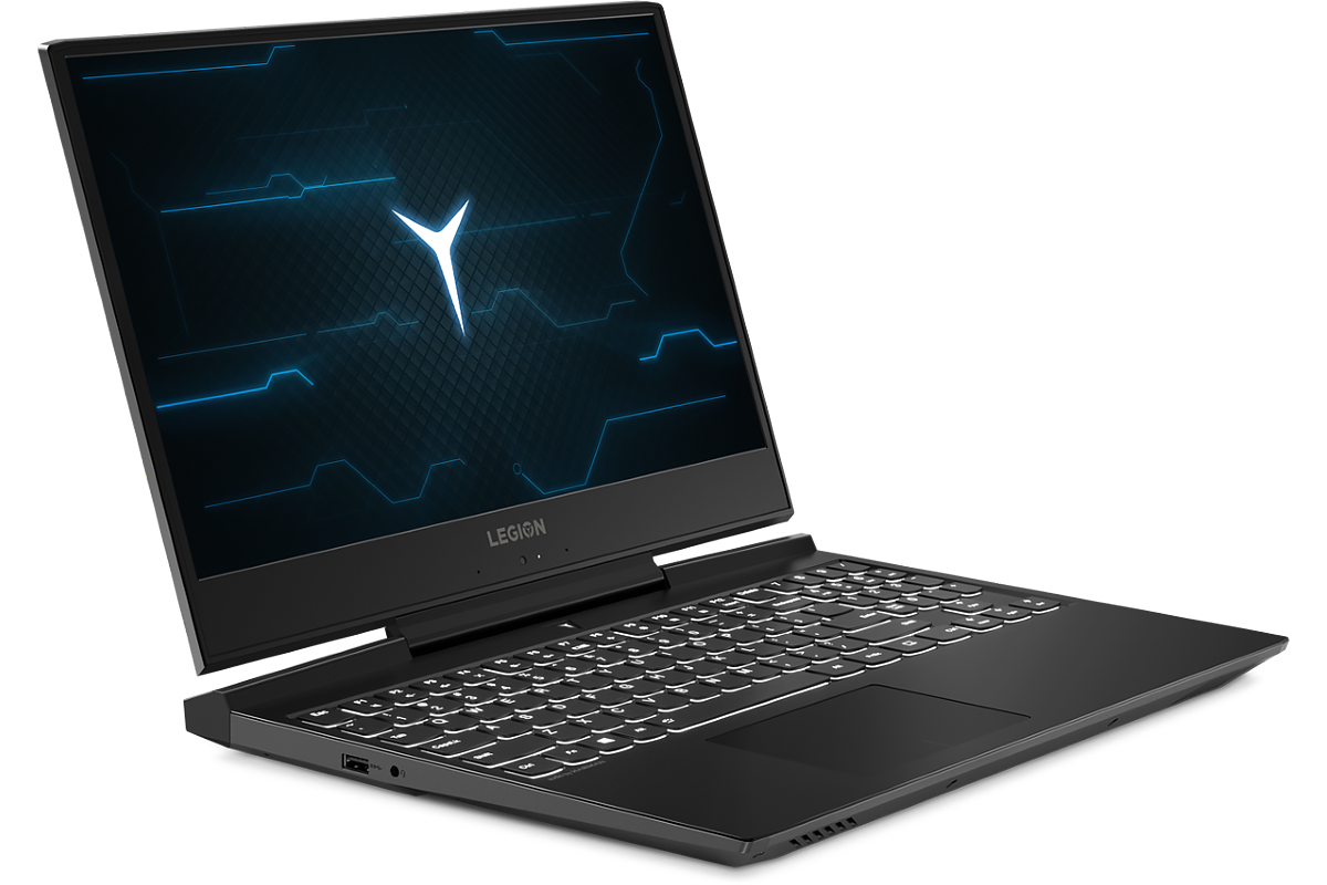 Lenovo Legion Y545 with i7-9750H, 8GB RAM, SSD, and Full-HD Display