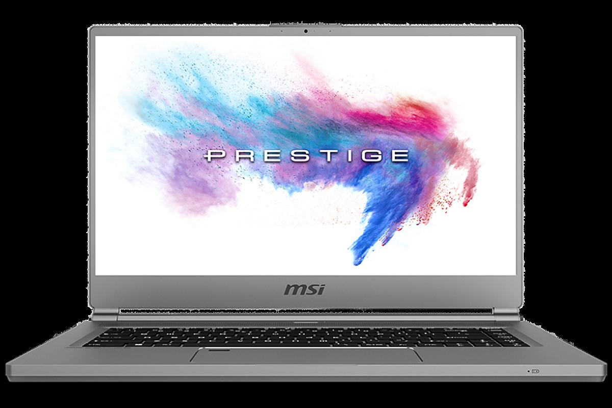MSI P65 Creator-1084 for VR Game Development