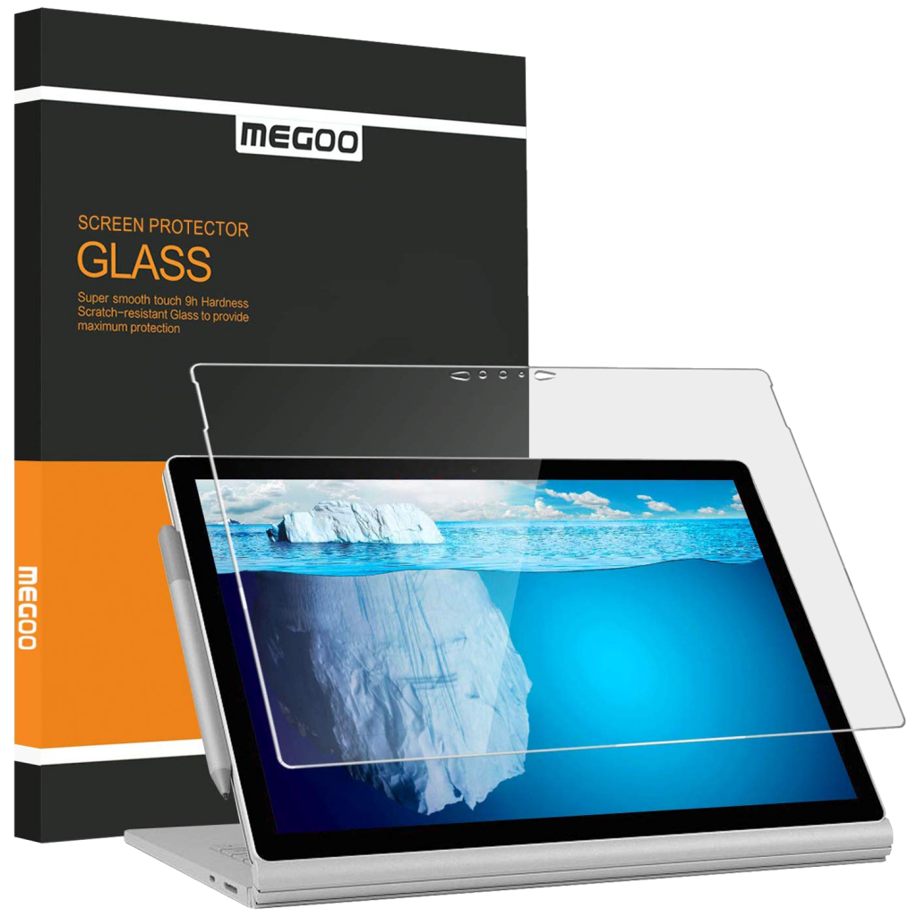Megoo Surface Book 3 Tempered Glass Screen Protector