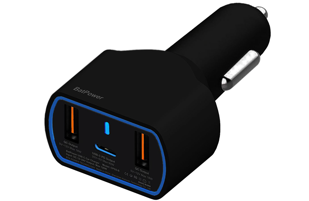 USB-C Car Charger to Power-up your Surface Pro X