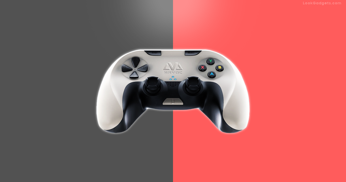 Skills required to design your own Game Controller