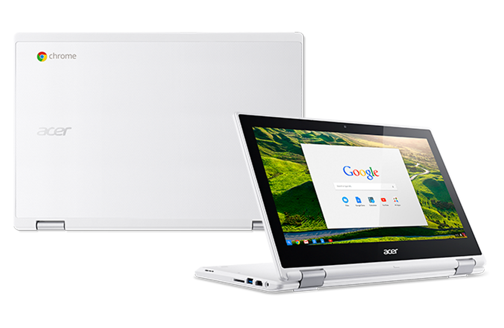 Acer Chromebook R11 is 2-in-1 Convertible College Laptop