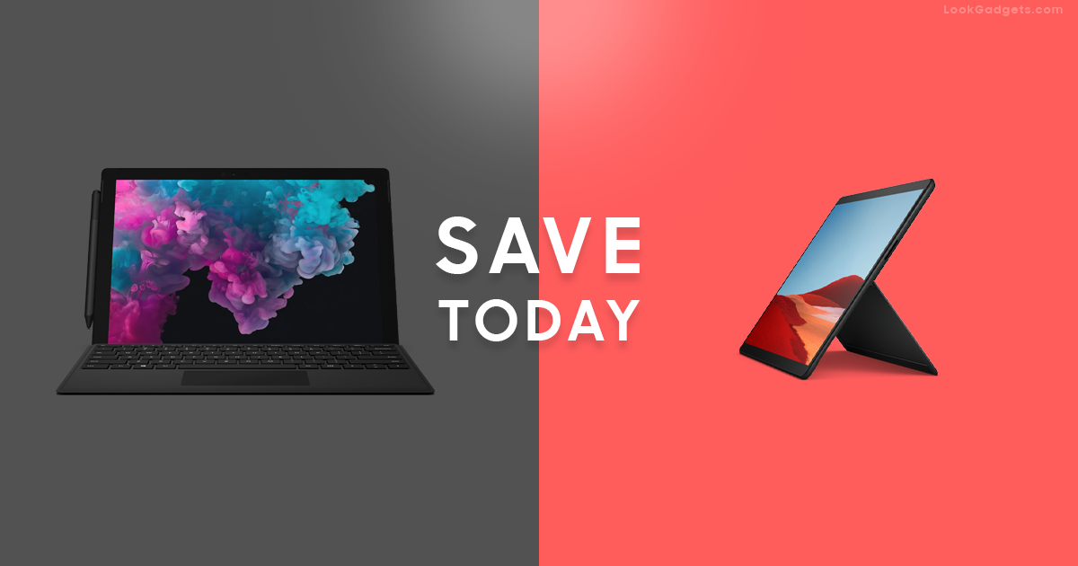 Best Surface Pro Deals on Pro 7, Pro X, and Pro 6