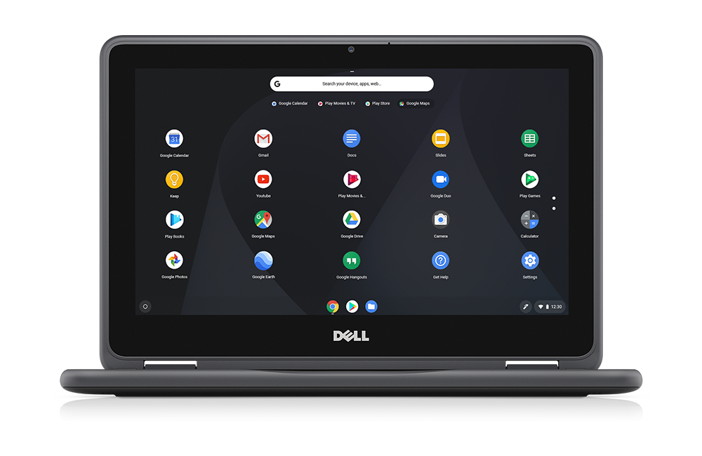 Dell Inspiron Chromebook 11 for Students in College Life