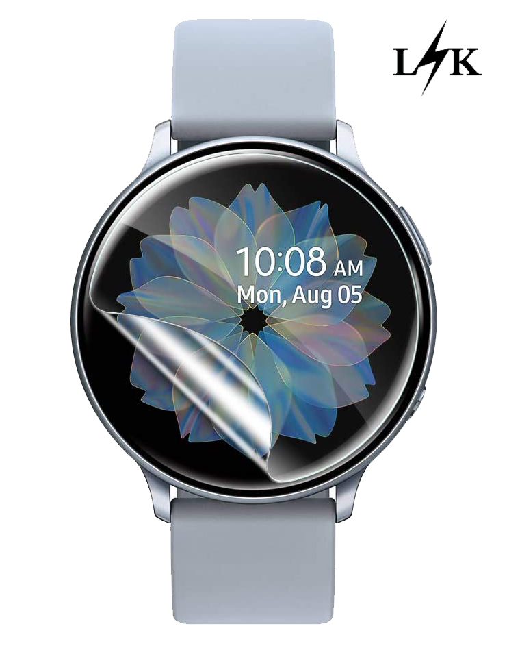 LK TPU Screen Protector for Galaxy Watch Active2 and Active