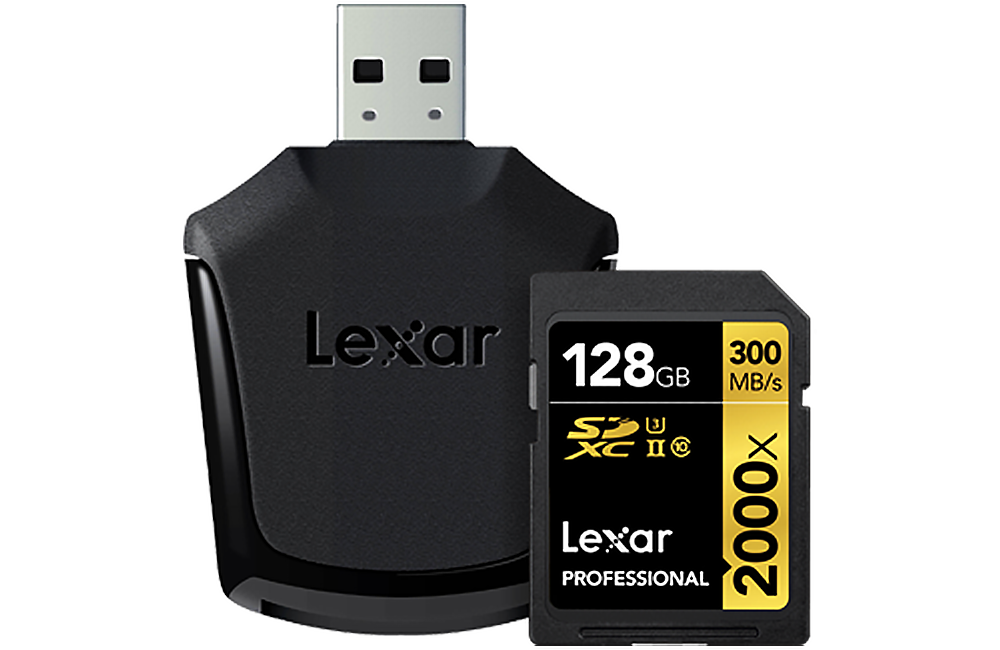 Best SD Card for Surface Book 3 by Lexar