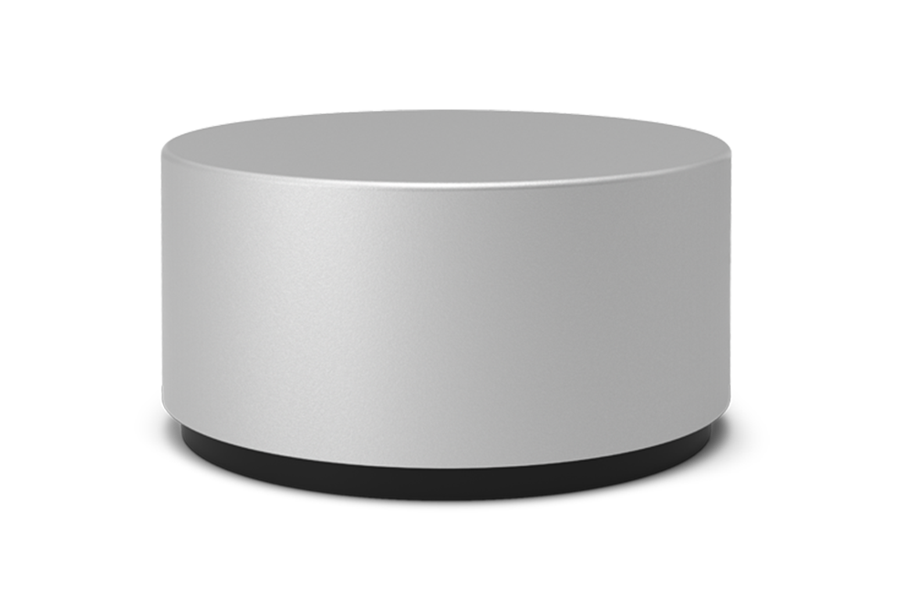 Surface Dial for Architectures and Digital Artists
