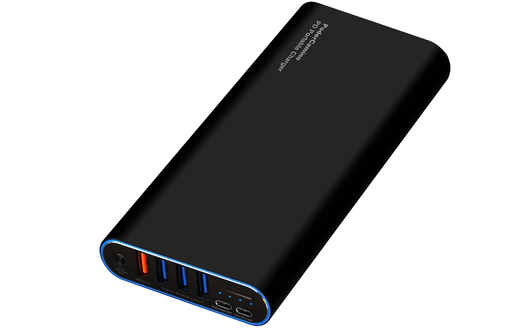 PoderCamino PD2680 - Portable USB-C Power Bank for Surface Book
