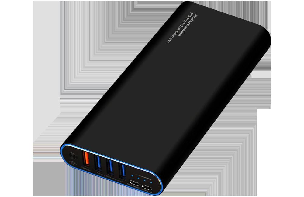 PoderCamino PD2680 - Portable USB-C Power Bank for Surface Book