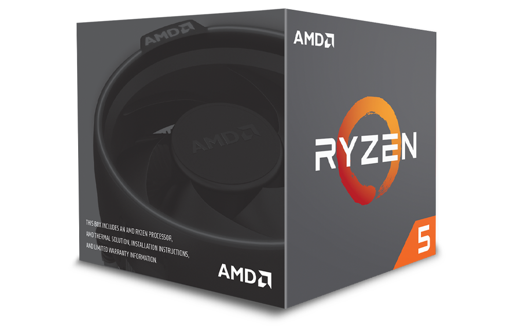 AMD Ryzen 5 2600 is the cheapest VR CPU for beginners