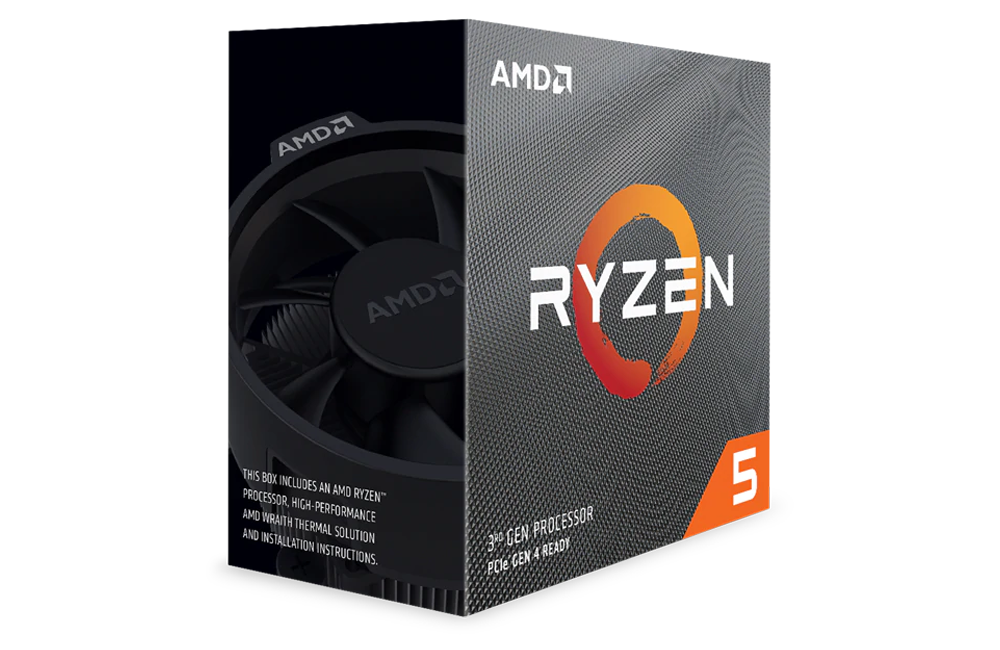 AMD Ryzen 5 3600 - Entry-level Gaming CPU