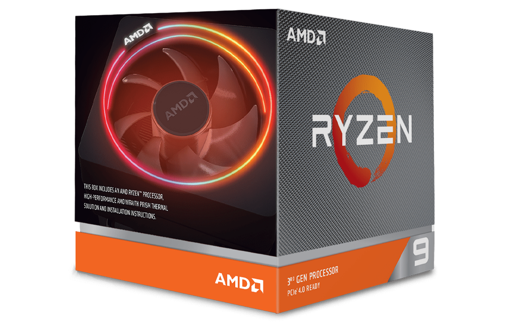 AMD Ryzen 9 3900X for VR Gaming