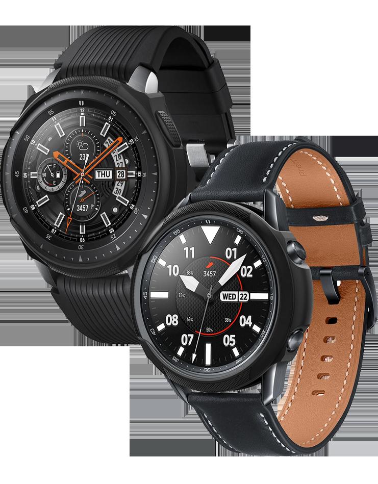 Spigen Liquid Air Armor Case for Samsung Galaxy Watch 3 and Gear S3