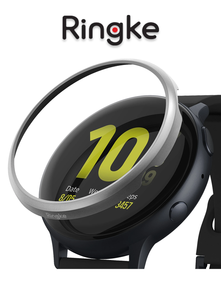 Ringke Bezel Styling Cover for Galaxy Watch 3 and Active2