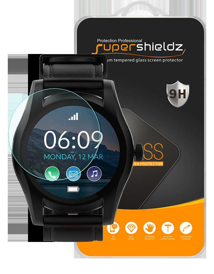 Supershieldz Tempered Glass for Galaxy Smart Watch 3