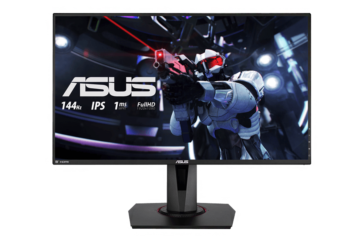 ASUS VG279Q 27-Inch 1080p with 1ms response