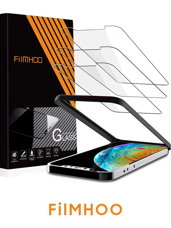 FilMHOO 9H Tempered Glass