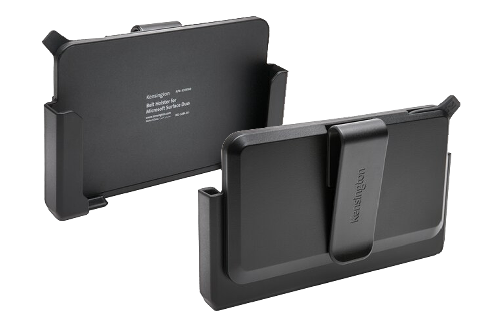 Kensington Belt Holster for Microsoft Duo Phone