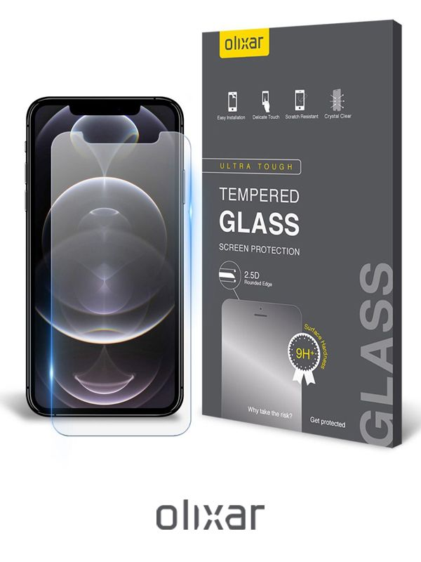 Olixar iPhone Display Glass