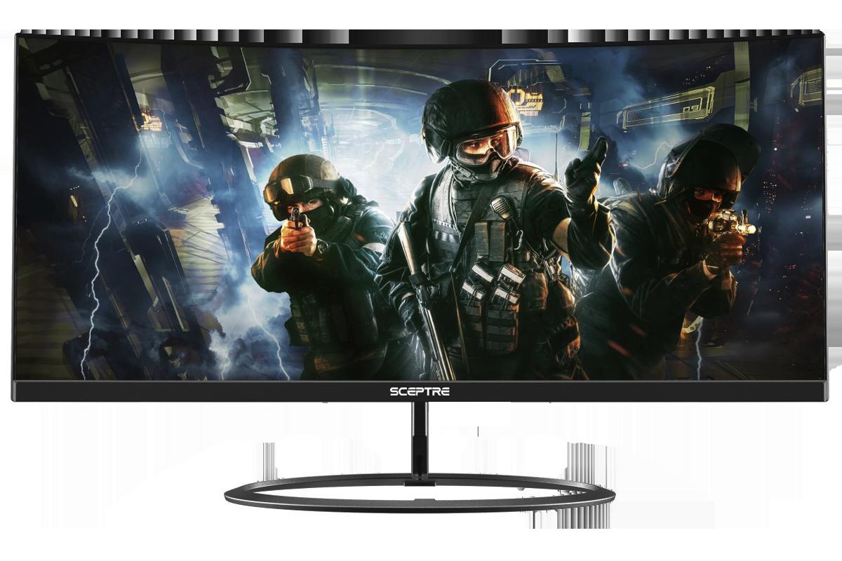 Sceptre C305W-2560UN - Thin Bezel Ultrawide Monitor