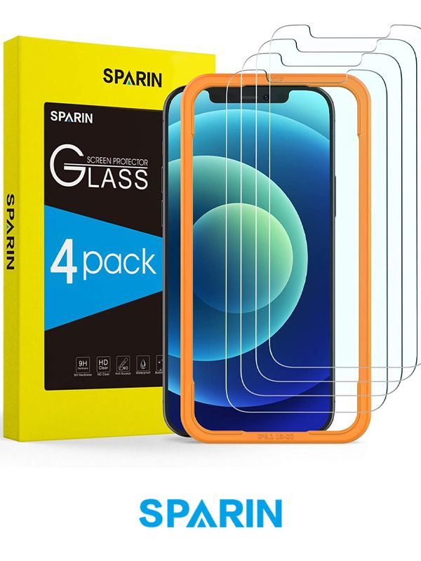 Sparin Tempered Glass for iPhone