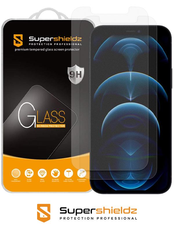 Supershieldz for 6.1-inch iPhone Display