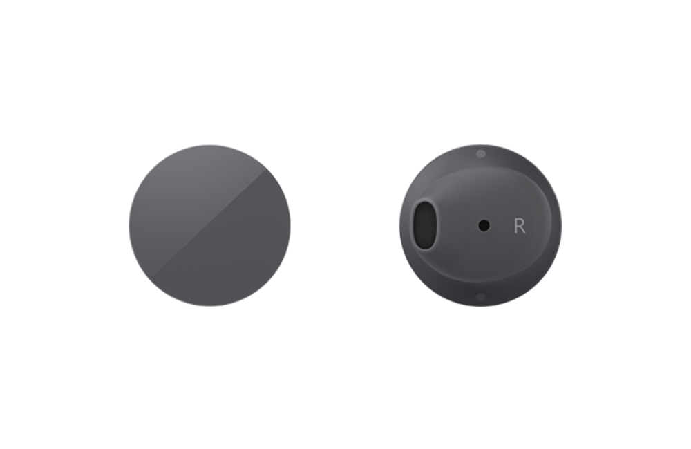 Surface Earbuds Graphite
