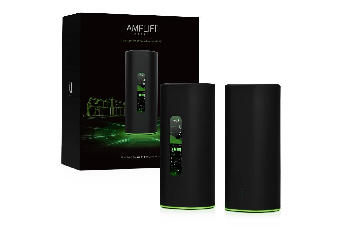 AmpliFi Alien - Best AX Mesh Wi-Fi for Gaming