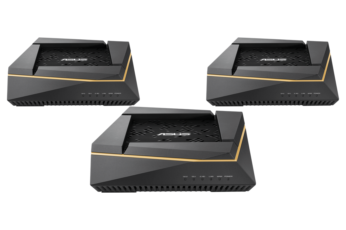 Asus RT-AX92U - Affordable Mesh Network System
