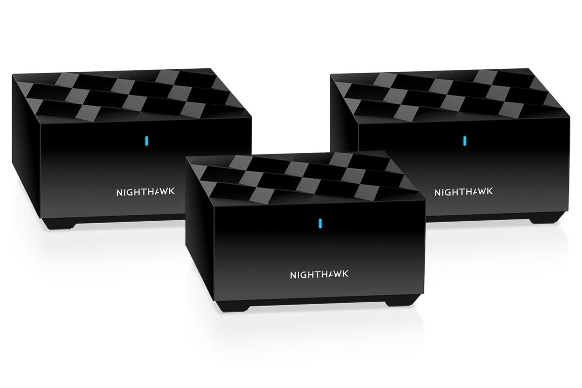 Nighthawk Mesh System MK63 - Wi-Fi 6 Router for Gaming and Streaming