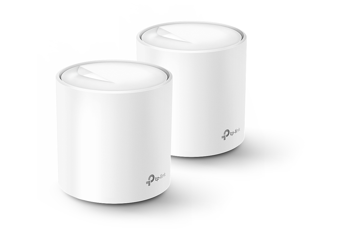 TP-Link Deco X60 - Cheapest Wi-Fi 6 Mesh Router System