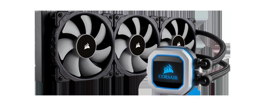 Corsair Hydro Series H150i PRO RGB AIO Cooler