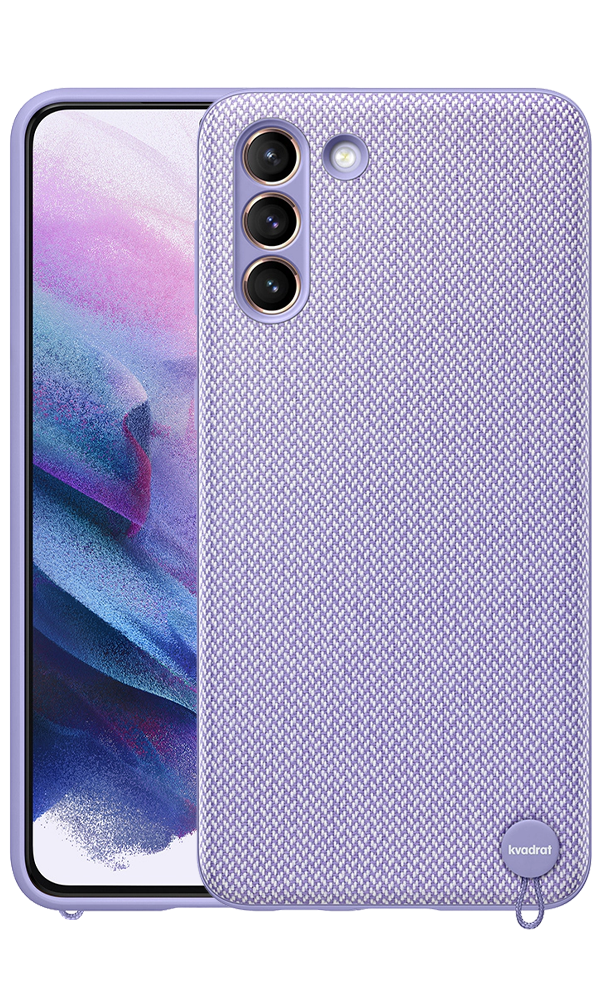 Galaxy S21+ 5G Kvadrat Cover