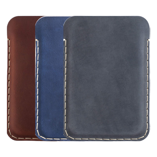 Happer Studio Leather Sleeve