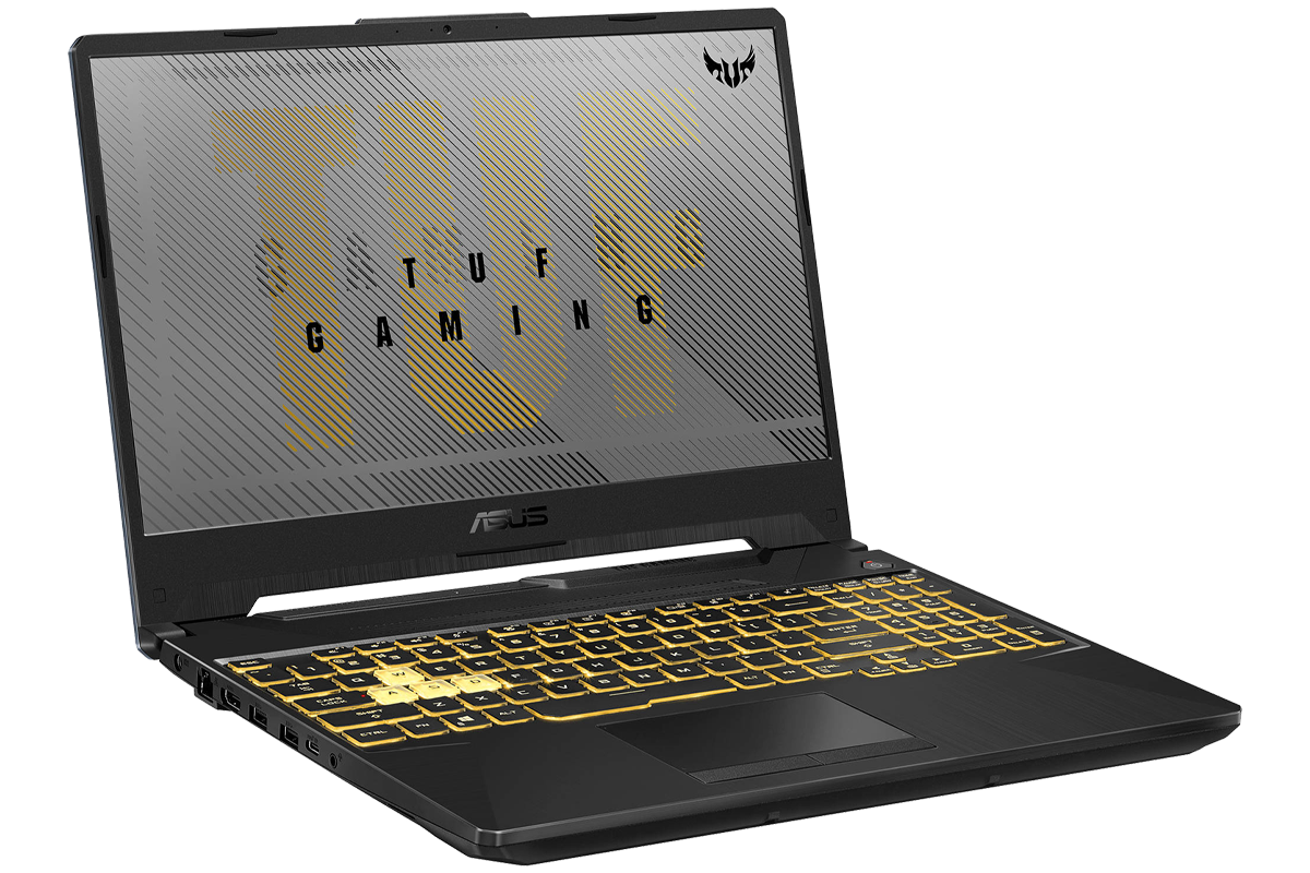 ASUS TUF Gaming A15 Ryzen 7 and 5