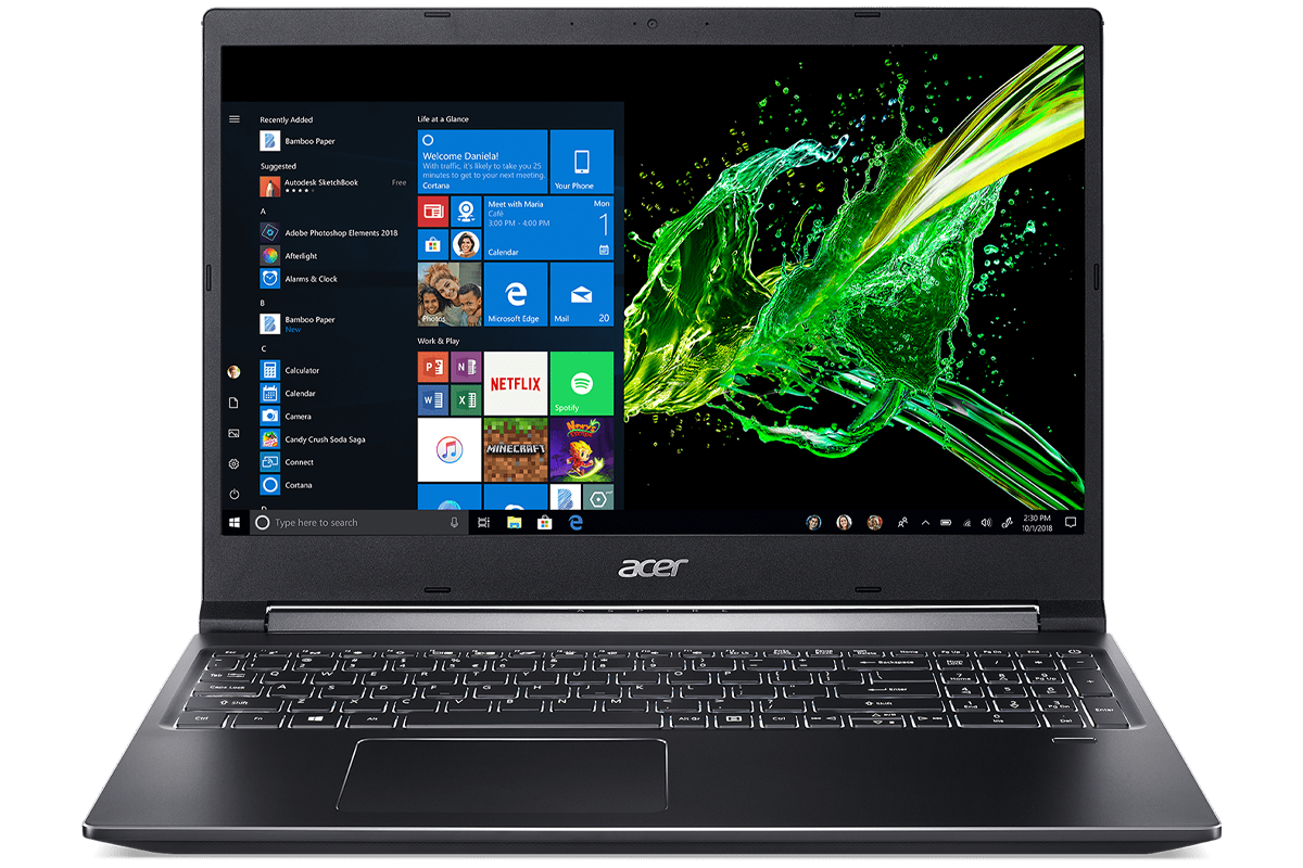 Acer Aspire 7 Cheapest Engineering Laptop