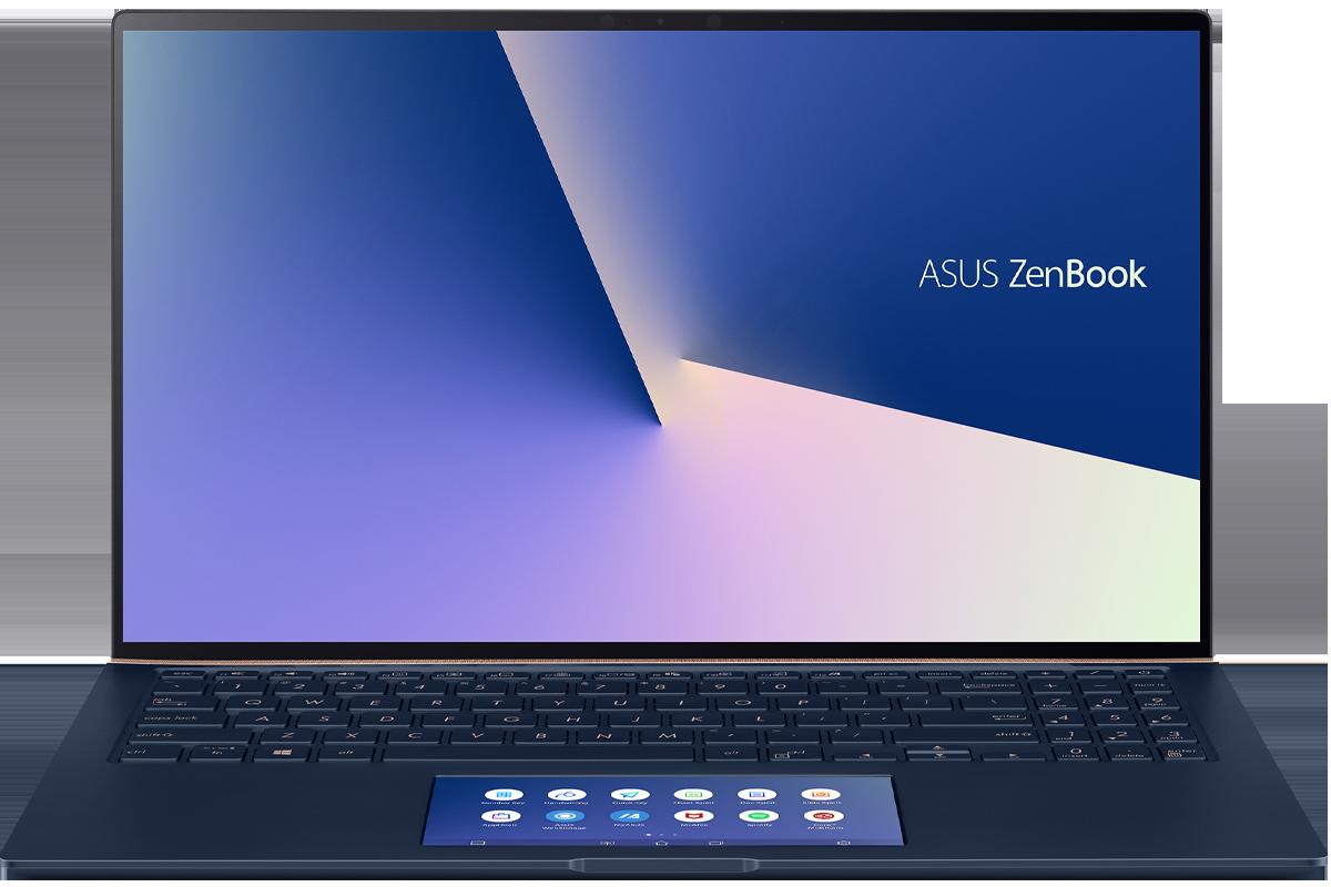 Asus ZenBook 15 UX534FT Dual-Display Laptop for Engineers